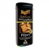 Салфетки Gold Class Rich Leather Wipes Meguiar's